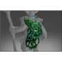 Heroic Great Moss Cape of the Fungal Lord