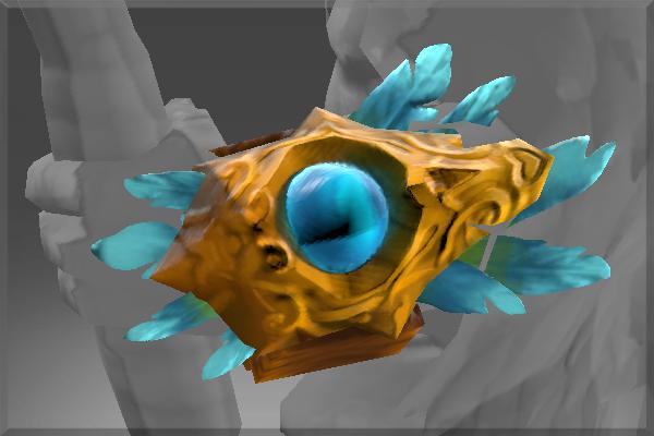 Auspicious Bracers of Bird's Stone