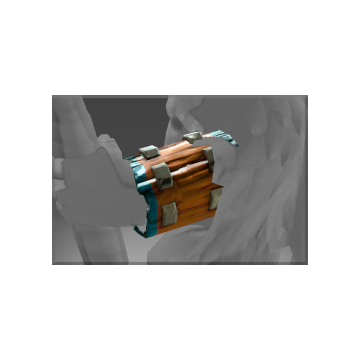 free dota2 item Frozen Oak of the Woodland Outcast