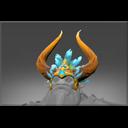 Frozen Helm of Bird's Stone