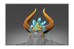 Frozen Helm Of Bird S Stone