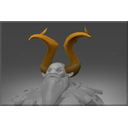 Inscribed Horns of the Forest Lord