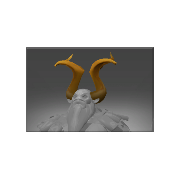 free dota2 item Inscribed Horns of the Forest Lord