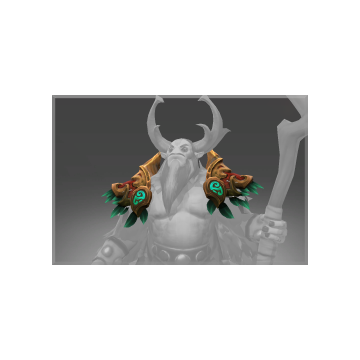 free dota2 item Infused Mantle of the Truebark Adherent