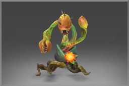 Inscribed Primeval Treant