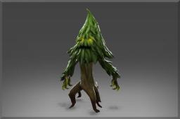Inscribed Evergreen Stalker