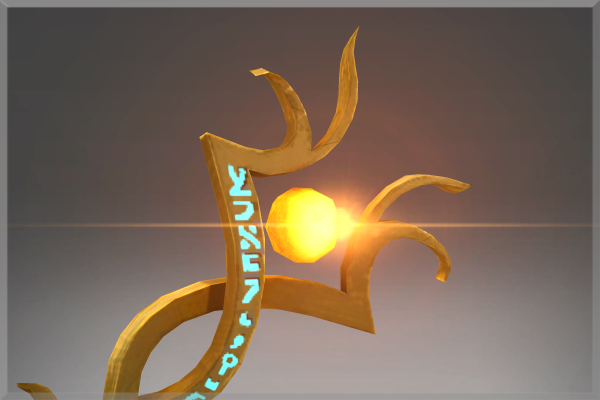 Inscribed Runestaff of Verodicia