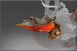 Wings of the Gunboat Hegemon
