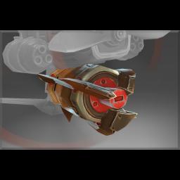 Missile of the Gunboat Hegemon