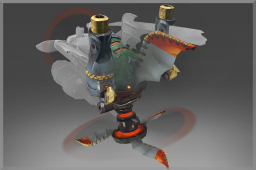 Hull of the Dwarf Gyrocopter