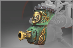 Corrupted Turret of the Dwarf Gyrocopter
