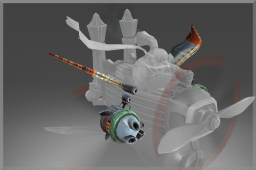 Artillery of the Dwarf Gyrocopter