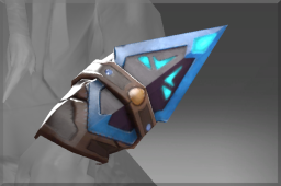 The Storm Rider's Bracer