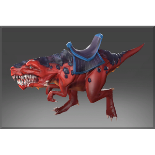 Genuine Crimson Raptor of Druud
