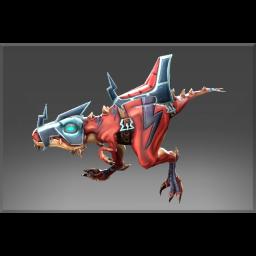 Cursed Gwanji the Thunder Lizard