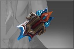 Armplates of the Thunder Ram