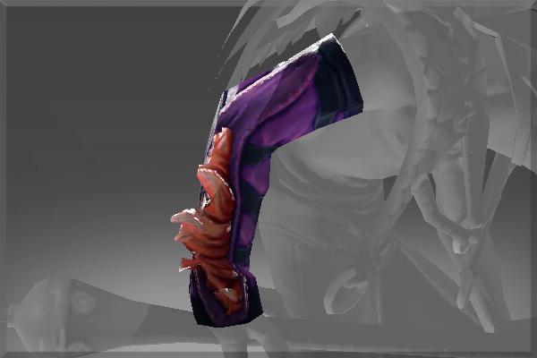 Genuine Shadow Flame Arms