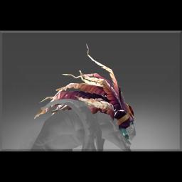 Autographed Shadow Flame Headdress