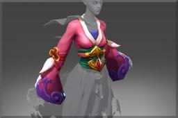 Fatal Blossom Robe