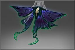 Inscribed Fluttering Mortis