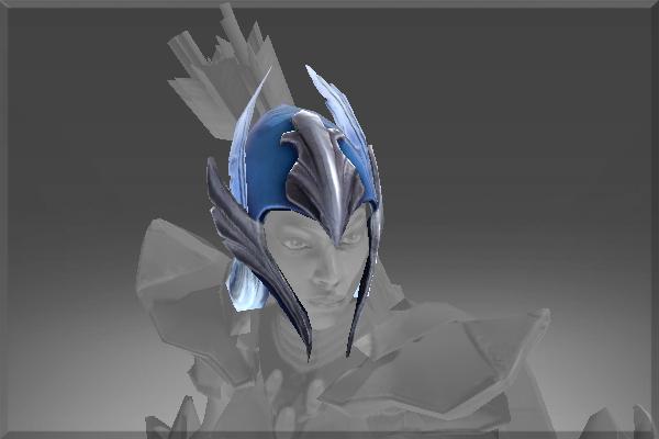 Algid Falcon Helm
