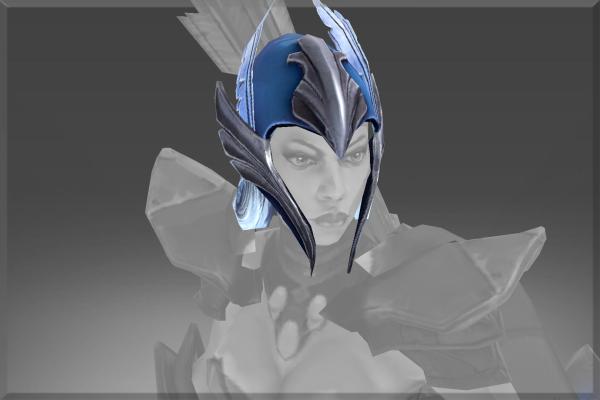 Complete Algid Falcon Helm
