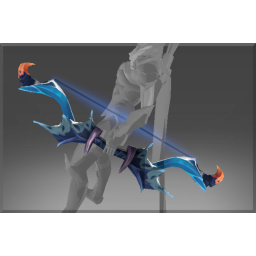 Corrupted Bow of the Wyvern Skin