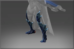 Inscribed Boots of the Wyvern Skin