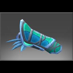 Frozen Sentinel Gloves