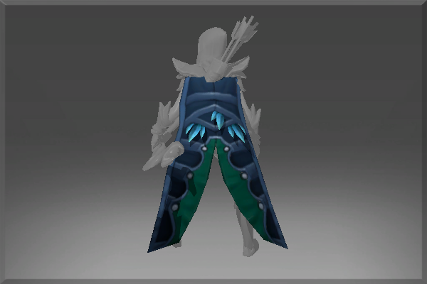 Heroic Sentinel Cloak