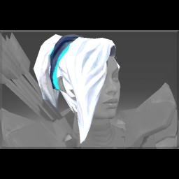 Autographed Dark Ranger's Headdress