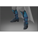 Auspicious Death Shadow Boots