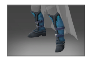 Heroic Death Shadow Boots