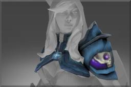 Auspicious Death Shadow Mantle