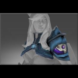 Heroic Death Shadow Mantle