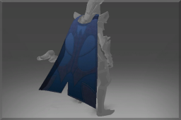 Inscribed Sylvan Guard's Cape
