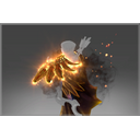 Corrupted Golden Silent Wake
