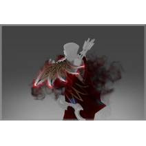 Genuine Silent Wake of the Crimson Witness