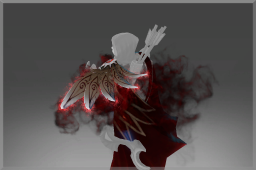 Silent Wake of the Crimson Witness