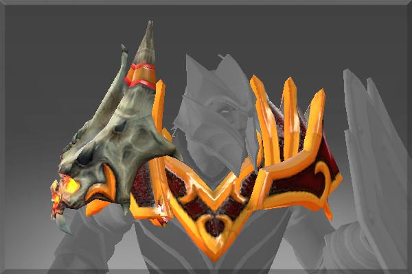 Shoulders of the Slain Dragon