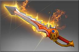 Hakiki Yanan Tanrının Kılıcı