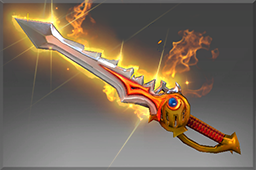 Rapier of the Burning God