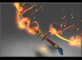 Sword of the Smoldering Sage, Оружие, 4$