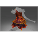 Corrupted Tunic of the Wandering Flame