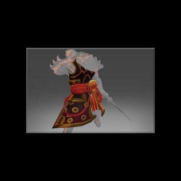 free dota2 item Corrupted Crimson Guard of Prosperity