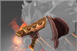 Bracers of the Forsaken Flame