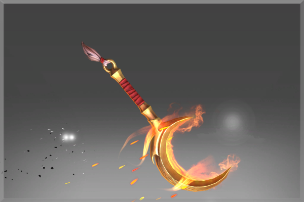 Off-Hand Weapon of the Forsaken Flame