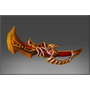 Genuine Imperial Flame Offhand Sword