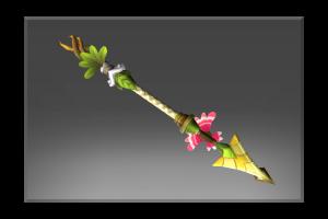 Frozen Araceae S Tribute Spear