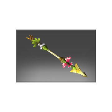 free dota2 item Frozen Araceae's Tribute Spear